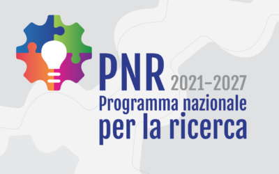 Programma Nazionale Ricerca 2021 – 2027