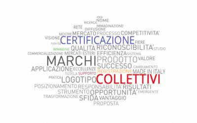 Promozione dei marchi collettivi. Al via il bando 2021